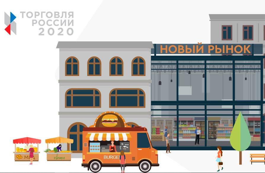 Подведены итоги конкурса «Торговля России» 2020